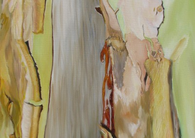 "Liquid, שמן על קנווס, 70x50 ס""מ, 2009"